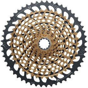 SRAM XG-1299 Eagle Cassette 12-speed gold